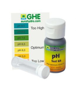 Жидкий pH-тест GHE 30мл Image