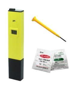 Электронный pH тест 009 Image